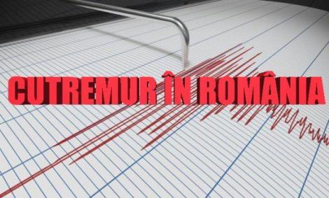 Un nou cutremur în România! Unde s-a produs și ce magnitudine a avut