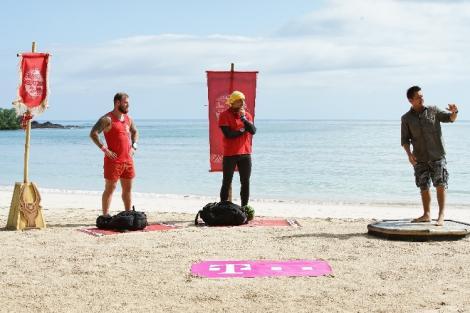 """Alex Filip și Silviu Geandră """"se bat"""" să rămână în competiție, la """"Ultimul Trib"""":  """"Este lupta titanilor astăzi!"""""""