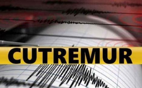 Cutremur de magnitudine însemnată în Vrancea, vineri dimineață