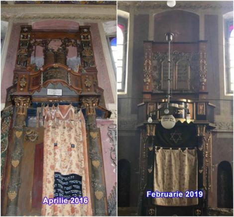 Știrea anului! Au furat altarul unei biserici din România, l-au scos din țară și l-au vândut la licitație!