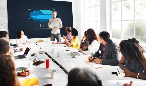 Cum poți susține o prezentare de succes în fața potențialilor parteneri de afaceri