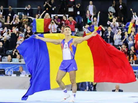 Marian Drăgulescu nu se lasă! Gimnastul va concura, pentru România, la Campionatul European din 2019
