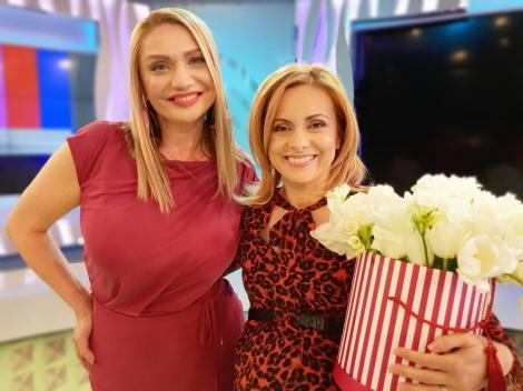 "Cristina Cioran va prezenta emisiunea ""Acces Direct"", la Antena 1"