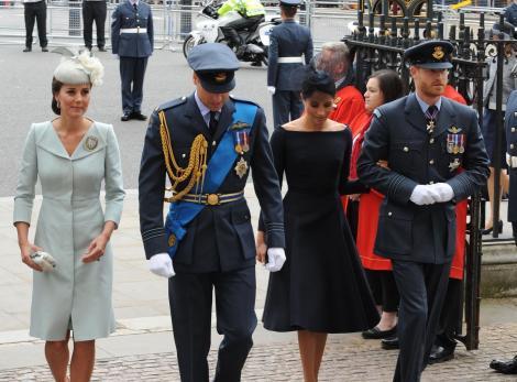 """""""Divorț"""" în familia regală britanică. Anunțul a fost făcut de prinții William și Harry"""