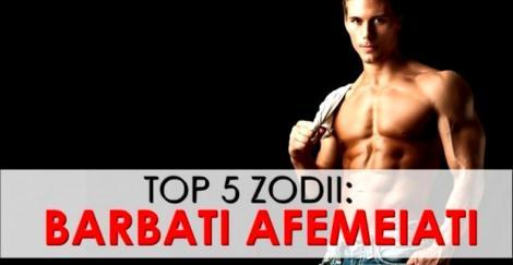 Top cinci cei mai afemeiaţi bărbaţi în funcţie de zodie! Vezi de cine trebuie să te fereşti