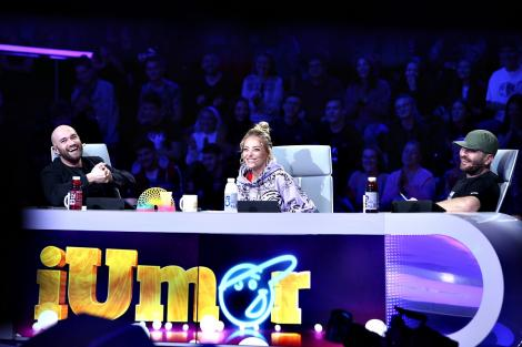 """Al patrulea episod """"iUmor"""", lider incontestabil de audienţã. Poveștile lui Florin Siriac l-au făcut pe Dan Badea să plângă și pe Mihai Bendeac să aplaude"""