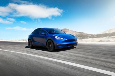 """S3XY"" - Electric și sexy! SUV-ul cu 483 kilometri autonomie la 39.000 de dolari!"