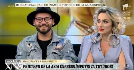 Adrian Teleșpan și Ana Morodan au fost eliminați de la Asia Express: ,,Ne-am dorit să plecăm acasă, ajunsesem la capătul răbdării''