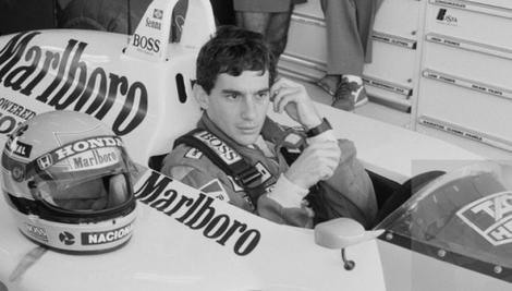 """Ayrton Senna, povestea unei legende vii. La 4 ani conducea un kart, la 7 un Jeep: """"Să fii al doilea înseamnă să fii primul care pierde"""""""