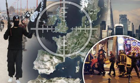 """Fanaticii ISIS amenință toate capitalele Europei: """"O să-i stârpim pe toți inamicii lui Allah!"""". Ce orașe sunt vizate de teroriști!"""
