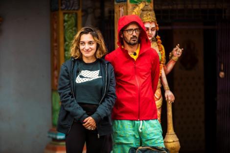 Ana Morodan și Teleșpan s-au întors în competiție și au câștigat imunitatea. Asia Express, lider detașat de piață. Galerie foto