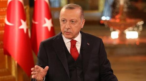 """Erdogan: Cei care cumpără valută pentru deprecierea lirei turceşti vor plăti """"un preţ greu"""""""