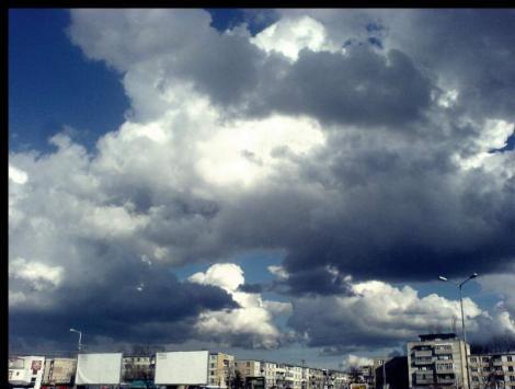 Vremea în București 27 martie. Cer înnorat, precipitații și vânt puternic