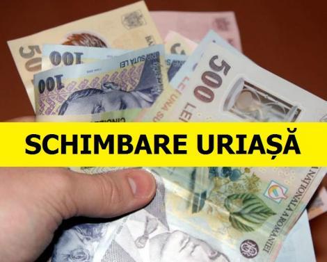 Românii scapă de ROBOR! Cum se vor calcula creditele bancare!