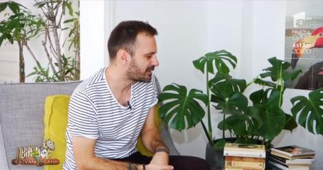 """Adrian Teleșpan, unul dintre cei mai citiți autori din România! """"Am pus cartea asta pe piață cu bucurie, nu cu teamă"""""""