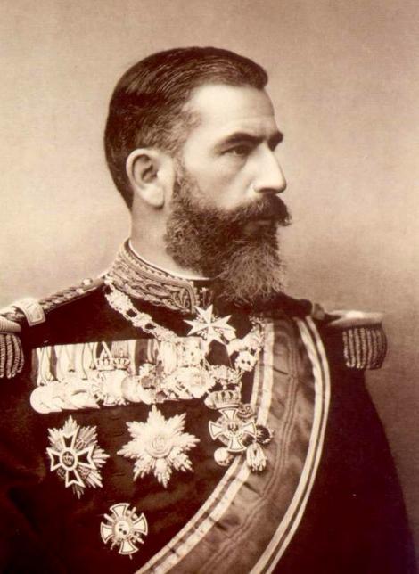 """S-a logodit după o oră de discuție, a învățat româna într-un an și a murit """"ca un pui""""! Portretul neștiut al regelui Carol I"""