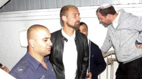 Gabriel Tamaș, arestat la domiciliu, după ce a fost prins beat la volan în Israel