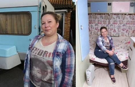 """I-a oferit un adăpost unui nevoiaș, iar Primăria o amenință cu o amendă de 6.000 de euro! """"Este strigător la cer, vor să îl arunce înapoi pe stradă"""""""