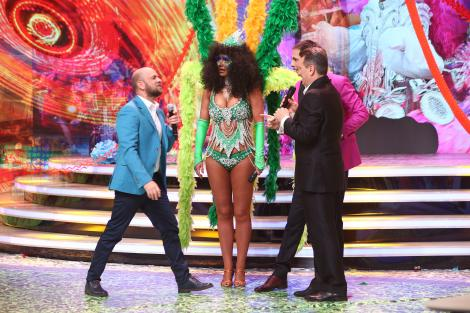 """Ritmurile de samba au cuprins """"Scena Misterelor""""! Cine e misterioasa și senzuala dansatoare de la Carnavalul de la Rio?"""