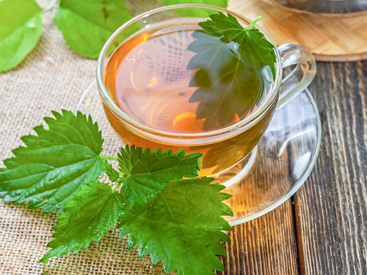 ceai de urzica ajuta la slabit)