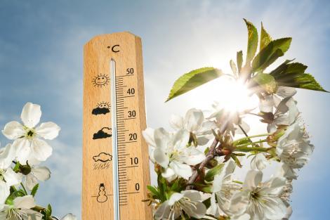Vremea în weekend 29-31 martie. Prognoza meteo pentru următoarele zile