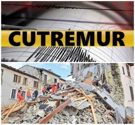 Cutremurul din 77, 42 de ani. Un nou cutremur s-a produs în România, azi! Ce anunță specialiștii
