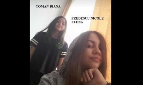 Polițiștii, în alertă maximă! Două fete din Vâlcea, colege de şcoală, au dispărut de acasă