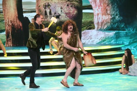 """Aquaman, Omul din Neanderthal și Străjerul Copac urcă, joi, pe """"Scena misterelor"""""""