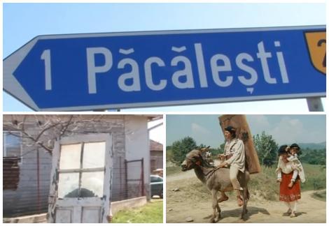 1 Aprilie la Păcălești. Cum arată localitatea din România în care se spune că s-ar fi născut Păcală!