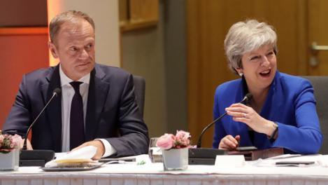 Ultima oră! Brexit: membrii Uniunii Europene și premierul Theresa May au fost de acord să amâne până la 31 octombrie
