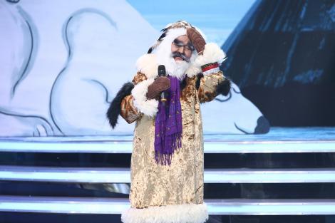 Vedetele au ajuns la Polul Nord! Eschimosul talentat pe toți i-a fermecat! Cine s-a ascuns în spatele măștii?