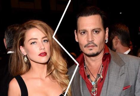 """""""Mi-a rupt cămașa de noapte, m-a sugrumat și m-a lovit. Se transforma într-un monstru"""". Amber Heard, noi acuzații scandaloase la adresa lui Johnny Depp"""