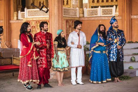 """Au jucat la Bollywood, au urcat pe munți și au făcut karaoke! Concurenții din finala """"Asia Express"""" au trăit o aventură indiană ca-n filme!"""