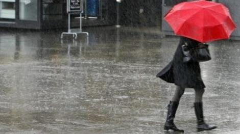 Vremea 17 aprilie 2019. Prognoza meteo anunță ploi abundente și frig