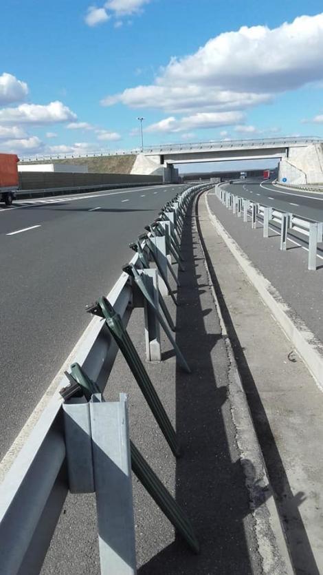 Restricţii de circulaţie pe Autostrada Soarelui, pentru diferite lucrări de întreținere