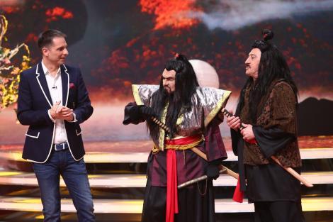 """Beethoven, Olaf, Lion King, un Samurai, un Dragon și un Diavol urcă diseară pe """"Scena misterelor"""", de la ora 20:00"""