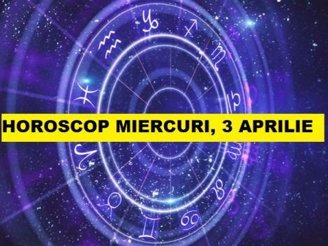 Horoscop zilnic: Horoscopul zilei 3 aprilie 2019. Taurii trec prin situații-limită, pericol