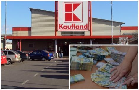 Kaufland, obligată să plătească 100.000 de lei unei foste angajate. Gigantul german a pierdut procesul!