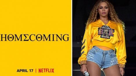 Netflix a încheiat un acord de câteva zeci de milioane de dolari cu Beyoncé