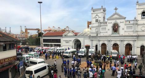 """Mesajul Patriarhului Daniel, după atacul terorist din Sri Lanka: """"Expresia cea mai crudă a violenței"""""""