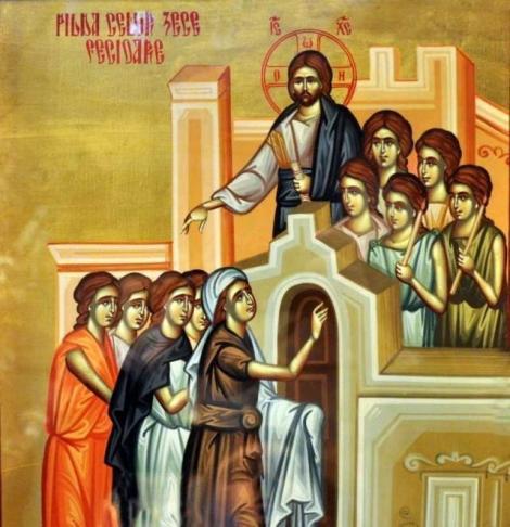 Calendar ortodox 23 aprilie 2019. Marțea Mare, pilda celor zece fecioare
