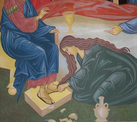 Săptămâna Patimilor. În Miercurea Mare se face pomenirea femeii păcătoase. Ce nu interzis să faci astăzi