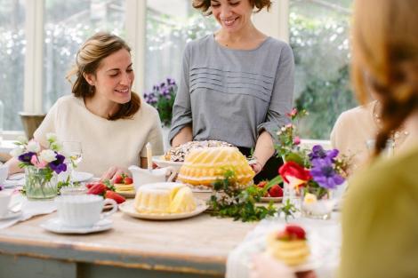 Dieta sănătoasă de sărbători. 5 trucuri ca să nu te îngrași de Paște
