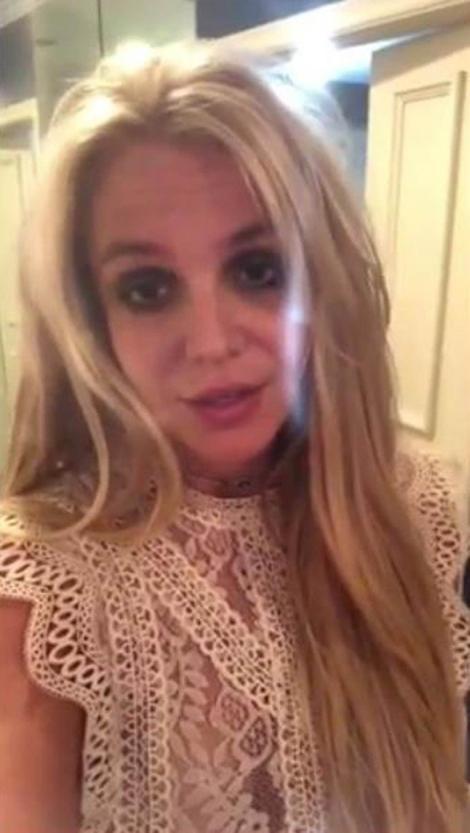 """Singurele imagini cu Britney Spears după ce s-a internat la Psihiatrie! Artista a rupt tăcerea: """"Am fost amenințată cu moartea!"""""""