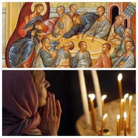 Cea mai importantă rugăciune din Joia Mare! Este adresată Mântuitorului Iisus Hristos și alungă relele din viața ta