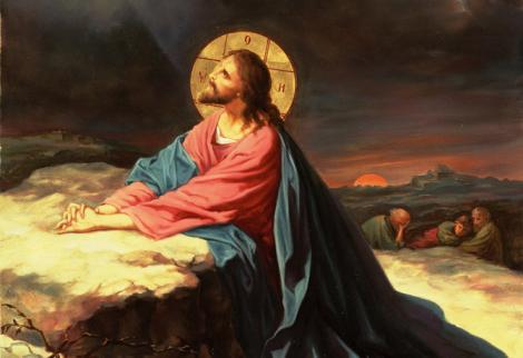 Rugăciunea din Grădina Ghetsimani. Cum s-a rugat Iisus după Cina cea de Taină