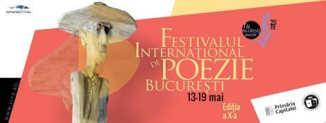Peste 100 de poeţi din ţară şi străinătate, la a zecea ediţie a Festivalului Internaţional de Poezie de la Bucureşti