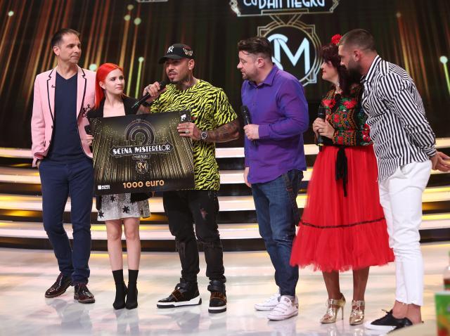 Echipa Starurilor a câștigat cea de-a noua ediție Scena Misterelor! 1.000 de euro vor ajunge la una dintre victimele de la Colectiv