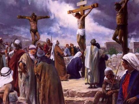 Care au fost cuvintele lui Iisus rostite pe cruce și ce semnifică