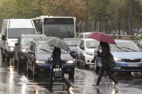 Vremea în București 1 mai. ANM, prognoza meteo specială pentru Capitală